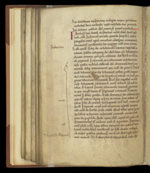 Readers' Marks, In A Volume Of Chronological Treatises By Bede And Helperic